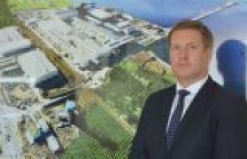 MMK Metalurji YKBV Denis Kvasov'un iş gündemi…