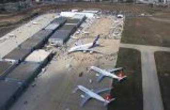 TEI İstanbul Airshow'da yerli ürünlerini tanıtıyor