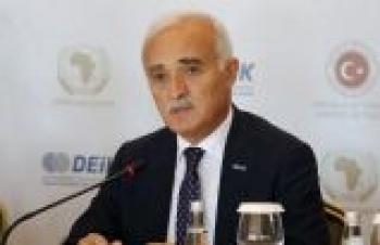DEİK Afrika'yı İstanbul'a taşıyacak