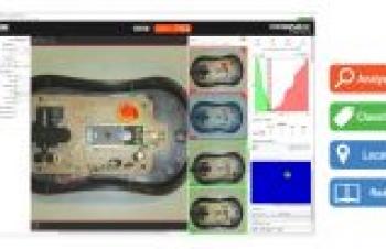 Derin öğrenmeye dayalı görüntü analizi yazılımı