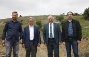Orhangazi Belediyesi'nde GES çalışmaları başlıyor