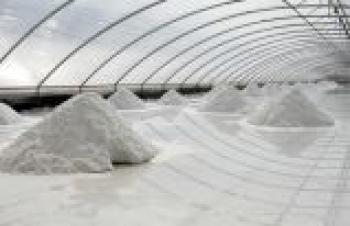 Kırıkkale'nin doğal kaynak tuzu dünyada markalaşıyor
