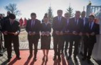 Kosova'nın ilk RES'i açıldı