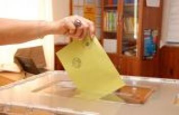 Oy pusulası ve oy zarfı kağıdı alınacak