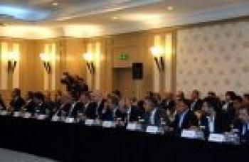 Özbekistan'dan Türk işadamlarına destek
