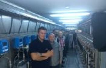 Özbekistan'daki santralde kullanılacak analiz istasyonları hazır