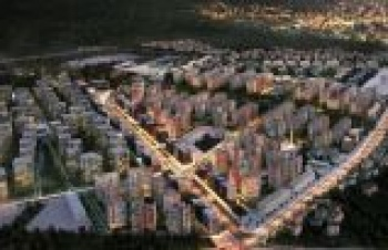 Sur Yapı Antalya projesi hızla yükseliyor