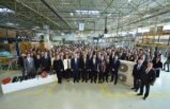 Arçelik-LG'deki yerli üretim payını yüzde 25'e çıkaracak