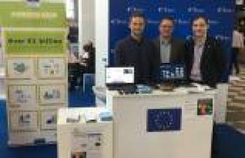 Ecobulk'da sektöründe Türkiye'den destek alan tek kuruluş