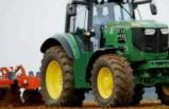 Elektrikli traktör geliyor