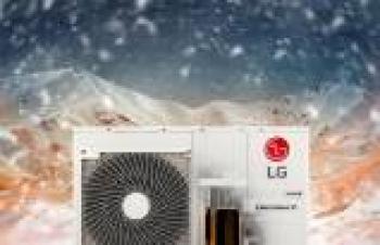 LG'den üstün ısıtma performansı: Therma V Monoblok