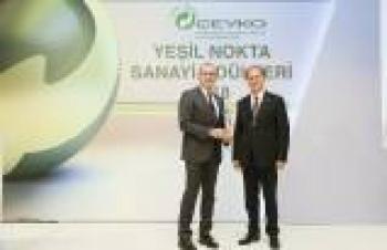 Tetra Pak'ın atık yönetimi uygulamalarına Yeşil Nokta'dan ödül