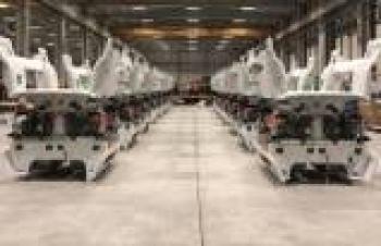 Alapros, Afrika için komple hat ihracatında sona yaklaştı