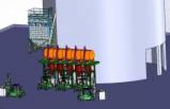 Aşkale Çimento'dan saatlik 200 ton kapasiteli Bigbag Ünitesi