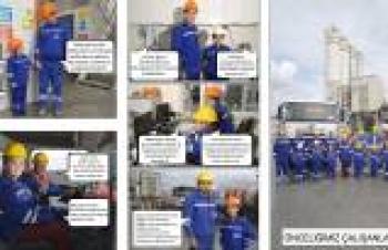 Batı Anadolu Grubu'ndan Çocuklarla İş Güvenliği projesi
