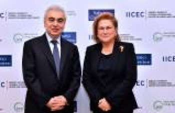 Dünya Enerji Görünümü Raporunu Türkiye lansmanı yapıldı