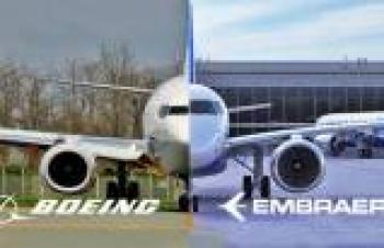 Embraer ve Boeing anlaşmaya vardı, onayı bekleniyor