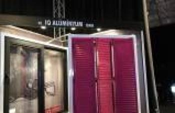 IQ Alüminyum Architect@Work İstanbul'da inovatif ürünlerini tanıttı
