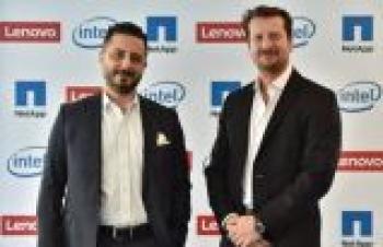NetApp ve Lenovo, hizmet ve çözümlerini birlikte geliştirecek