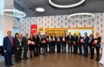 Türk Ytong 55'inci yılını kutladı
