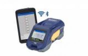 Akıllı telefonla çalışan BradyPrinter