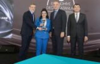 Bursa Beton, Ekonomiye Değer Katanlar 2018 Ödülü'ne layık görüldü