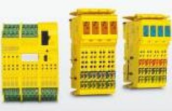 Phoenix'ten fabrikalarda emniyet içinSafety I/O sistemleri