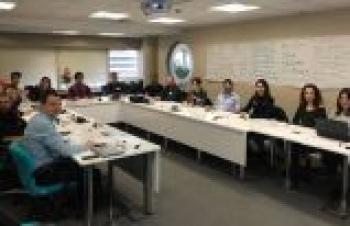 IAS şirket çalışanlarını da eğitiyor