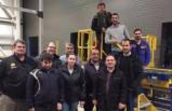 İspak, SSI Schaefer ve SDZ desteğiyle otomatik deposunu devreye aldı
