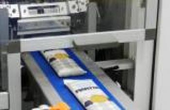 İtalyan Martini, Sysmac kontrolör ile paketleme hızını artırdı