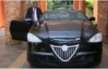 Uganda ilk hibrit aracını üretti