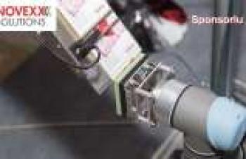 Beyaz eşya sektöründe robotik etiketleme