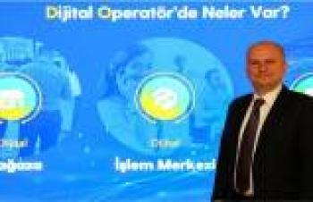 Dijital Operatörle, Turkcell işi fotoğraftan bitirecek