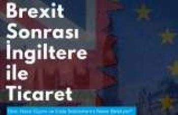Egeli ihracatçılar Brexit'i radarlarına aldı