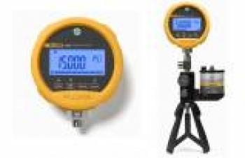Fluke'un yeni 700G modeli, hassas basınç testi imkanı sağlıyor