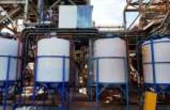 Manyetik krom cevheri zenginleştirme tesisi açıldı