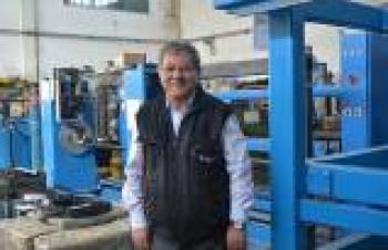 """""""Pano yapımında işçiliği azaltacak makina ürettik"""""""
