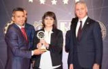 Prefabrik Yapı A.Ş. başarısını ödülle taçlandırdı
