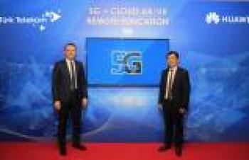 Türk Telekom ve Huawei'den 5G'li işbirliği