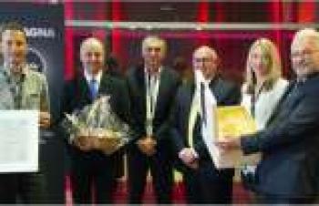 MAGNA İnovasyon Ödülü'nü kazandı