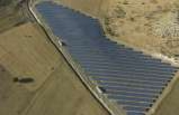 Güneş alanında 100 MWp'lik kurulum hedefi