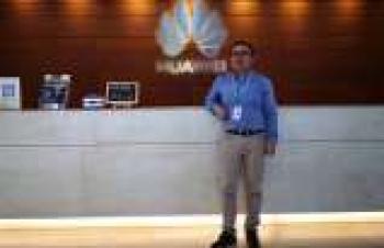 Huawei Ar-Ge ekibine yeni isim