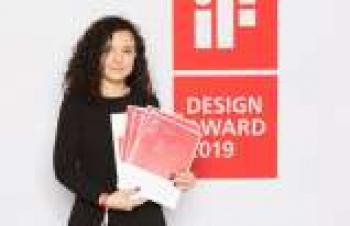 iF DESIGN AWARD 2019'dan 4 ödülle döndü