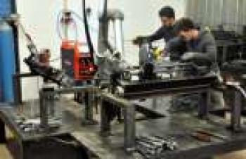 KOSGEB'ten destek aldı, robotlu üretime geçti