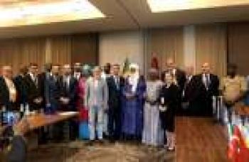 Mali-Türkiye İş Forumu yapıldı