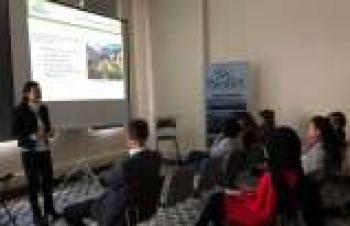 Türkiye'nin dört bir yanında biyolojik göleti anlattı