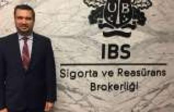 UIB Türkiye'de üst düzey atama