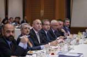Yatırım Ortamını İyileştirme Koordinasyon Kurulu bir araya geldi