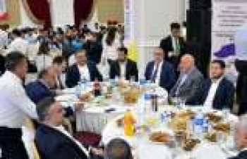 Dicle Elektrik'den iftar buluşması