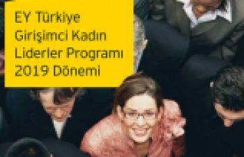 Girişimci Kadın Liderler Programı başvuruları başladı